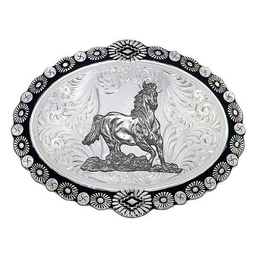 Montana Silversmith Silver Horse Sunburst