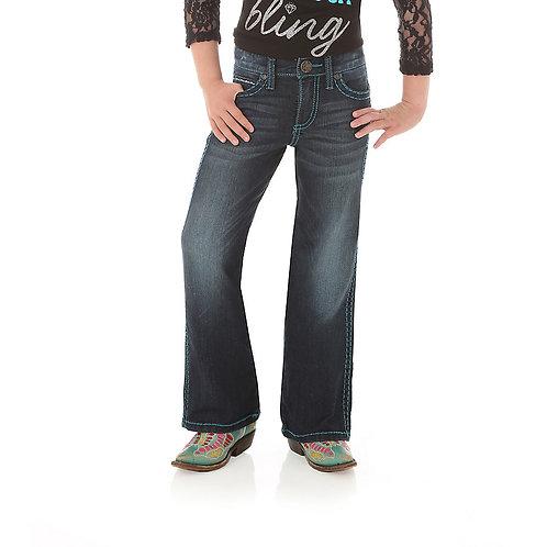 Girl's Wrangler Jeans WG04XTR