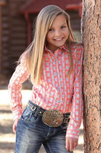 Girl's Cruel Girl Western Shirt