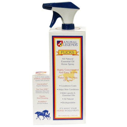 Flicks Essential Oil Spray