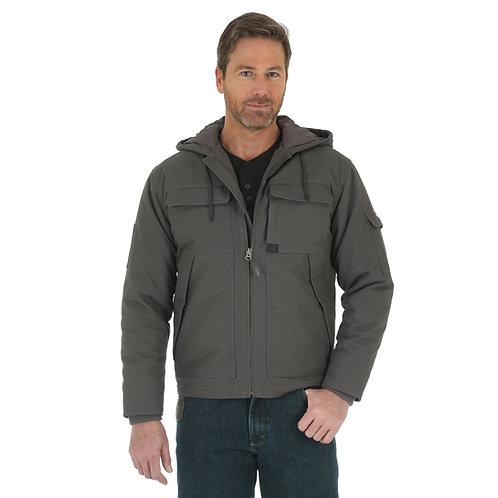 Wrangler Riggs Workwear Charcoal Ripstop Ranger Jacket