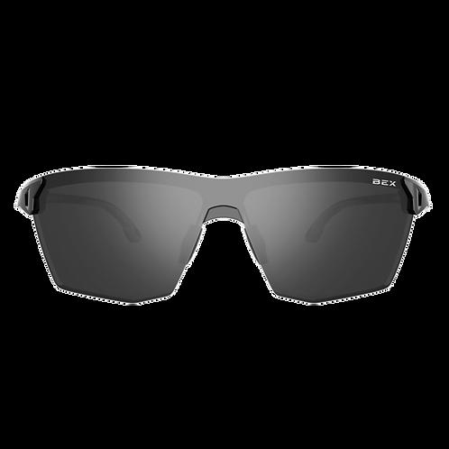 BEX Lethal Sunglasses - Black Frame, Black Lens