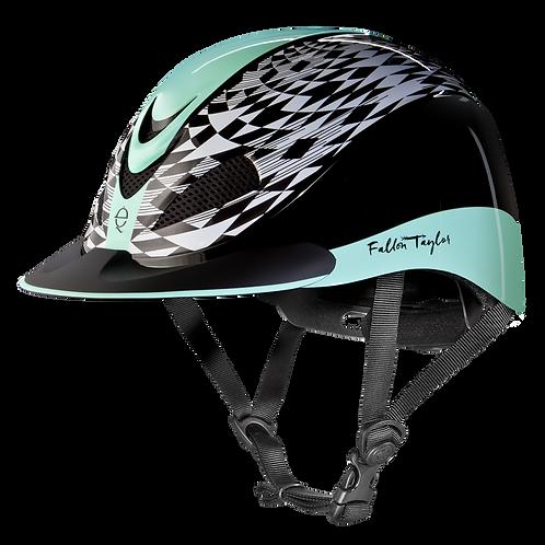 Troxel Fallon Taylor Helmet - Mint Aztec