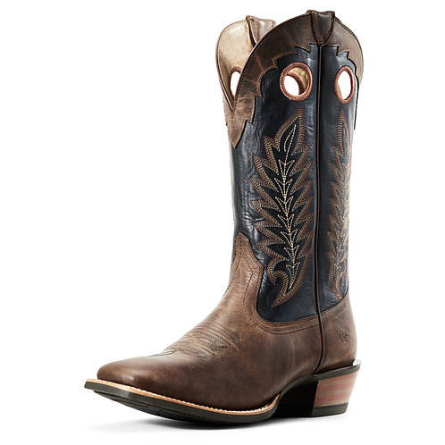 Ariat Real Deal Boots - Whiskey & Black