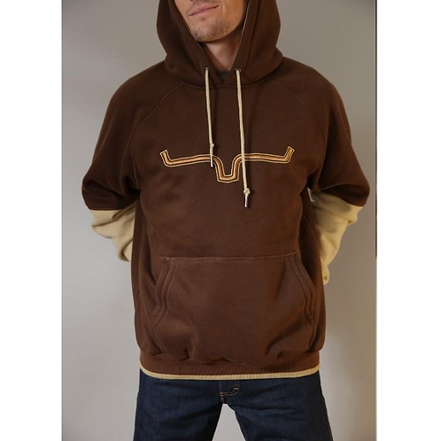 Kimes Ranch Lappers Hoodie - Brown