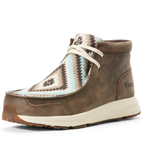 Ladies Ariat Spitfire - Turquoise Tribal