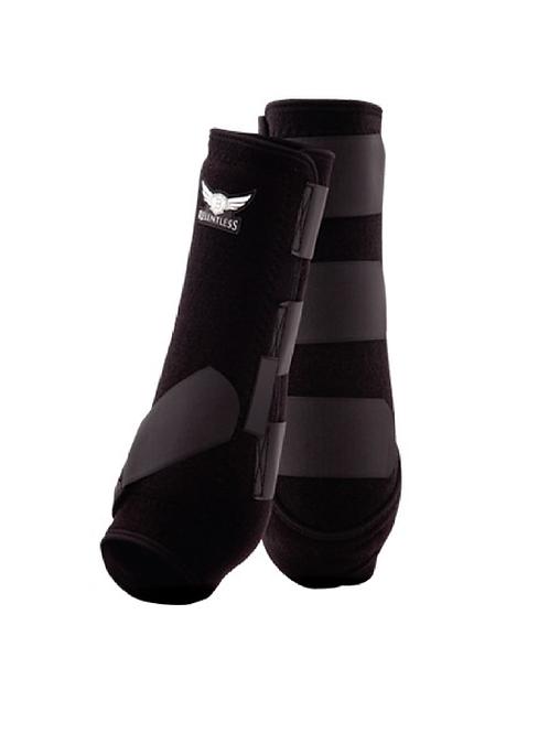Relentless All-Around Sport Boot - 2pk - Black