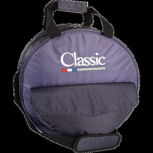 Classic Deluxe Rope Bag - Grape Chevron