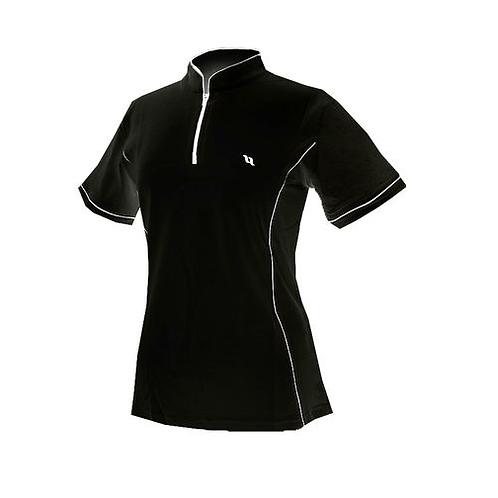 Back On Track Slim Fit T-Shirt - Black