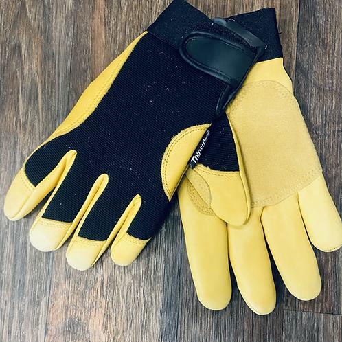 Thinsulate 100g Deerskin Mechanic Gloves