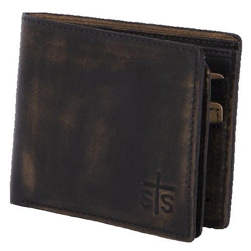 STS Ranchwear Pony Express Bi-Fold Wallet
