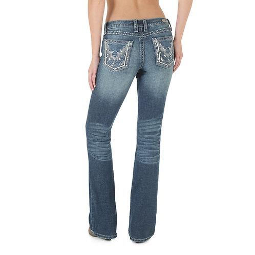 Wrangler Rock 47 WHX13KRW Jeans