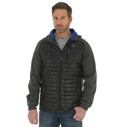 Wrangler Charcoal Outrider Jacket
