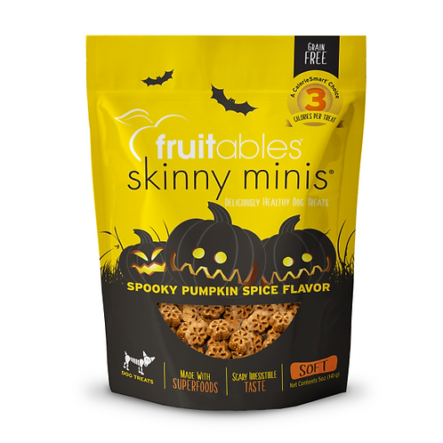 Fruitable Skinny Minis - Spooky Pumpkin Spice