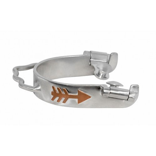 Ladies Emilie Veillette Arrow Bumper Spurs