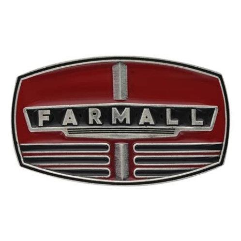 Montana Attitude Case IH Red Grill Farmall Buckle