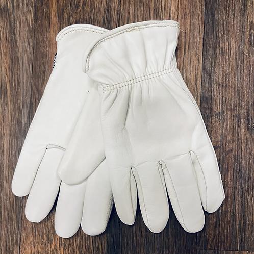 100g Grain Thinsulate Driver Gloves