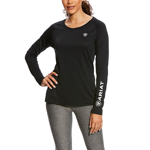 Ariat Sunstopper Long Sleeve Top with UV Protection