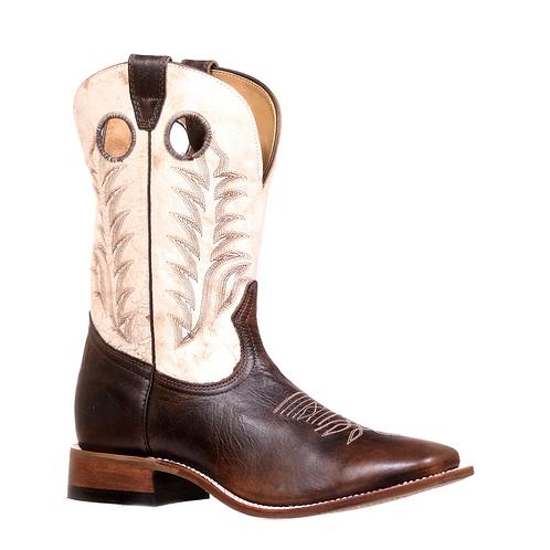 Boulet 7755 Desert Bone Square Toe Boot