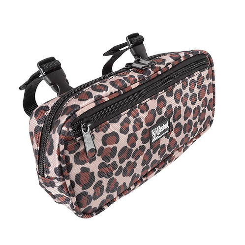 Cashel Small Pommel Bag - Leopard