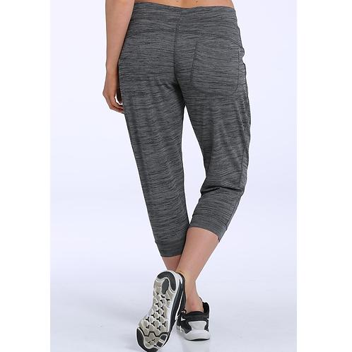 Cinch Grey Heather 3 Pocket Jogger Pants
