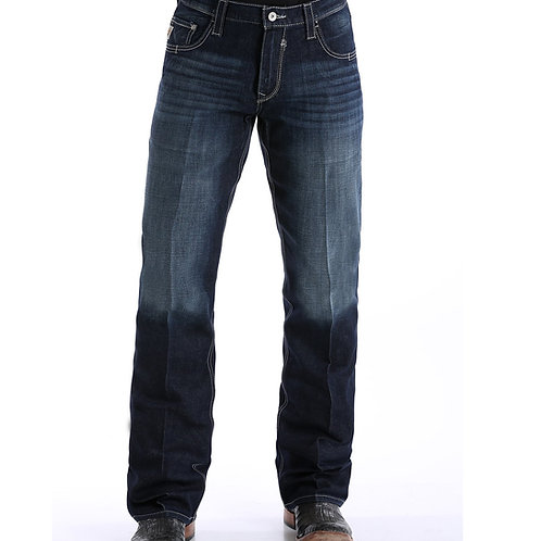 Mens Cinch Carter 2.4 'Rinse' Relaxed Boot Cut