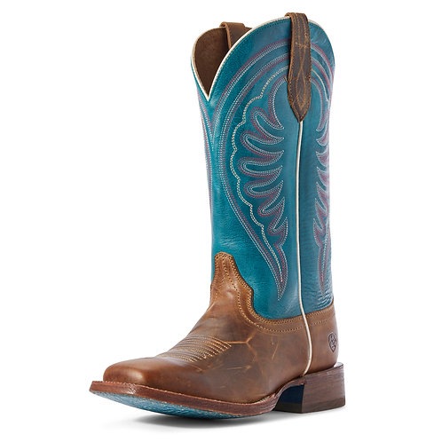 Ariat Circuit Boots - Shiloh Tobacco