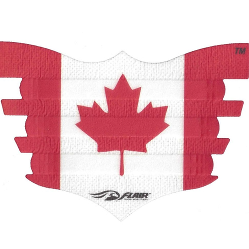 Flair Nasal Strips - Canada Flag 6 Pack