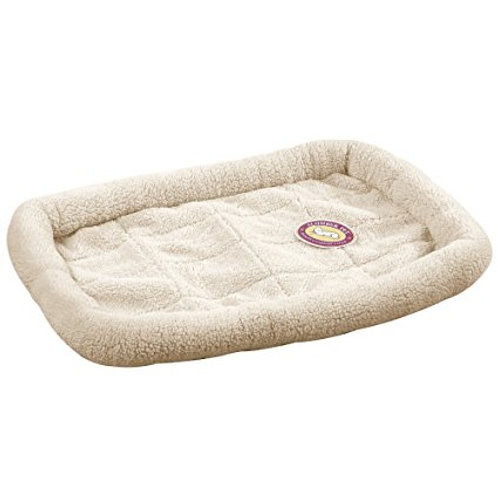Simply Essential Ultra Soft Fleece Crate Bed