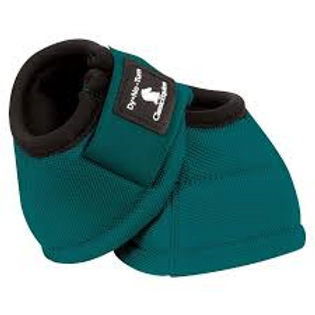 Classic Equine Bell Boots - Teal