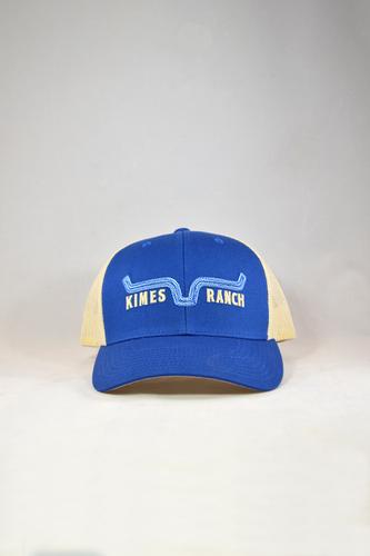 ec2ac7cf Kimes Ranch Oxbow Trucker Cap - Blue