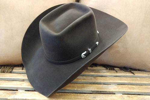 American Hat Co - 7X Chocolate Felt