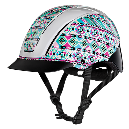 Troxel Spirit Helmet - Kaleidoscope