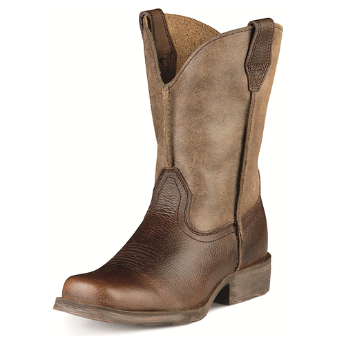 Ariat Youth Earth Brown Rambler Boots