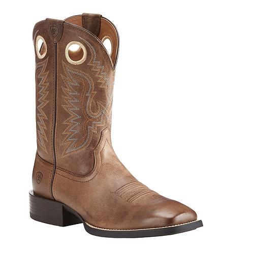 Ariat Sport Ranger Rust Brown Boots