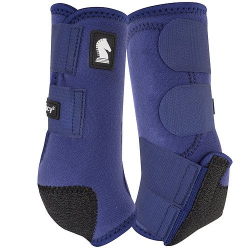 Classic Equine Legacy2 Boots - Navy