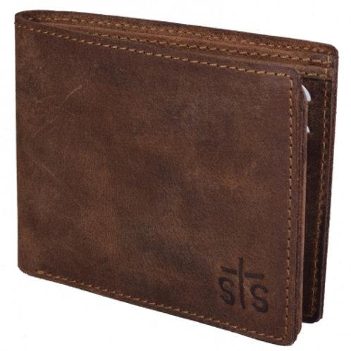STS Ranchwear - Foreman Bi Fold Wallet