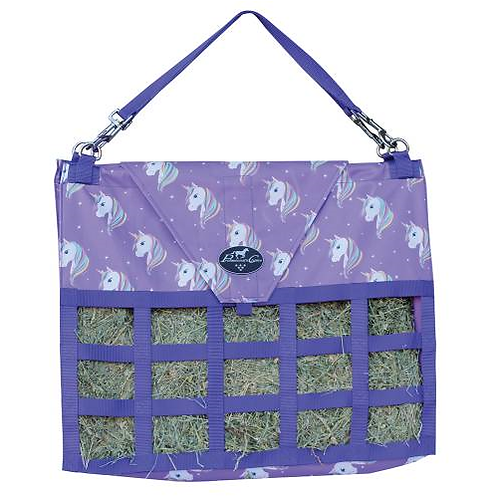 Prof Choice Medium Feed Hay Bag - Unicorn