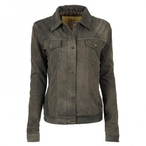 STS Ranchwear Ladies Cartwright Jacket - Nubuck Gray