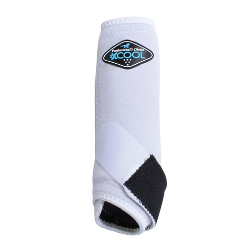 2XCool Sports Medicine Boot 4pk - White