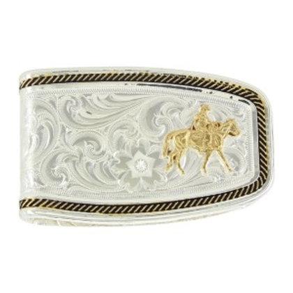 Montana Silversmith Filigree Rope Money Clip