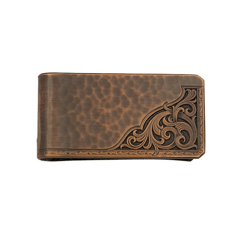 Montana Silversmith Rough Out Money Clip