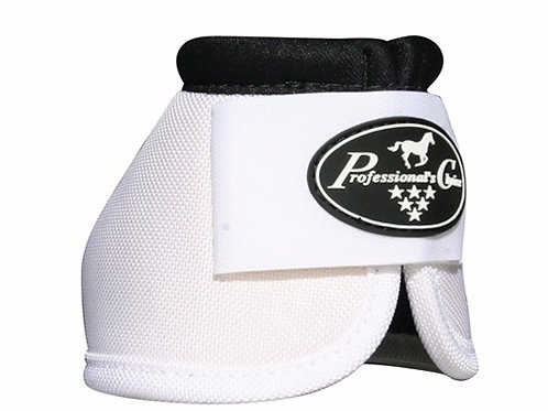 Professional Choice Bell Boots - White