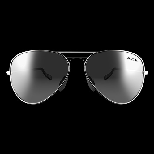 Basics Fashion Sunglasses - Silver