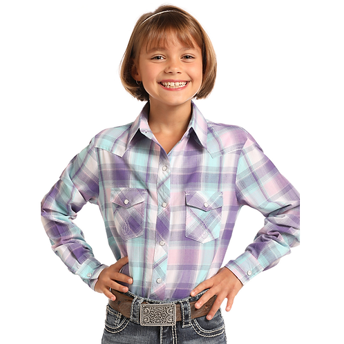 Panhandle Cotton Candy Western Shirt