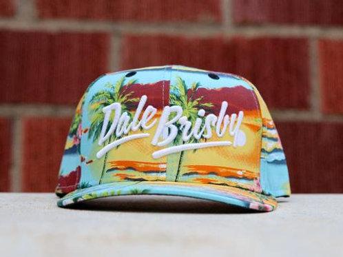 Dale Brisby Hawaiian Sunset Snapback