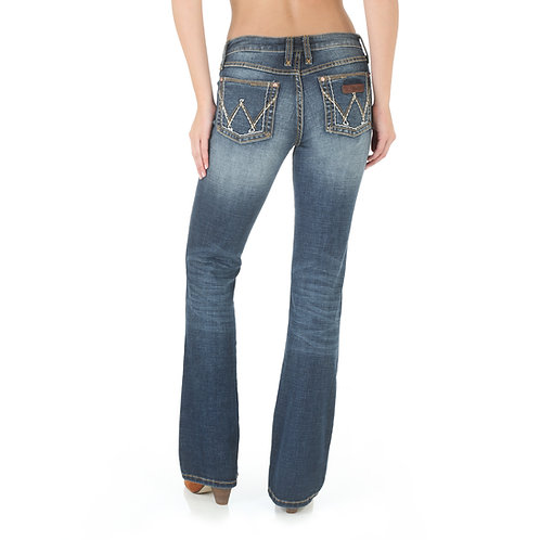 Wrangler Retro Mae Mid-Rise 9MWZMS Jeans