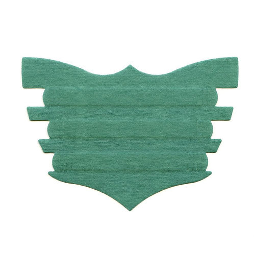 Flair Nasal Strips- Turquoise 6 Pack