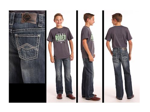 Rock & Roll Denim Triple A Jeans