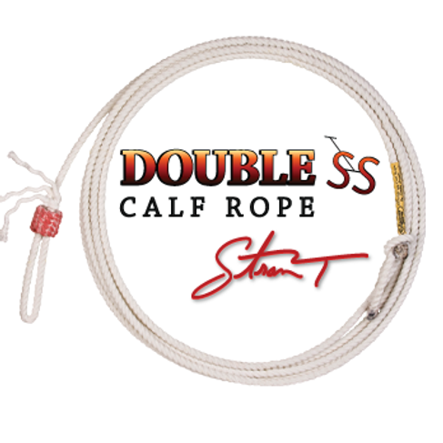 Double S Calf Rope - Cactus Ropes